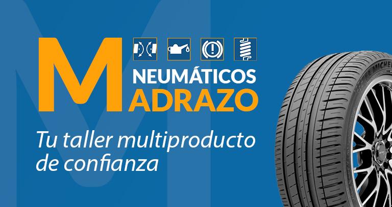 Neumáticos Madrazo