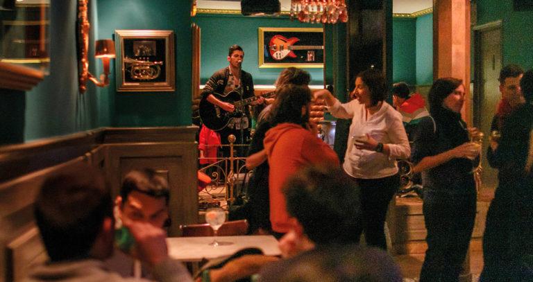 Concurso Karaoke Café Central