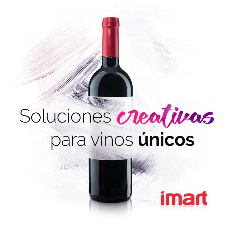 Imart, soluciones creativas para vinos únicos