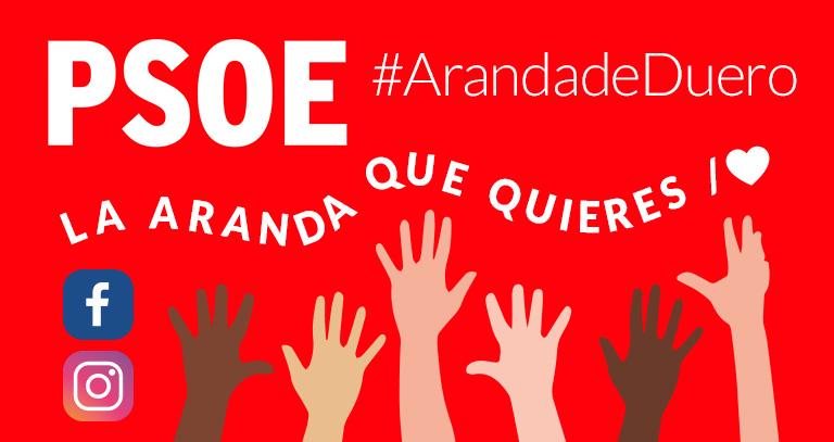 PSOE Aranda de Duero