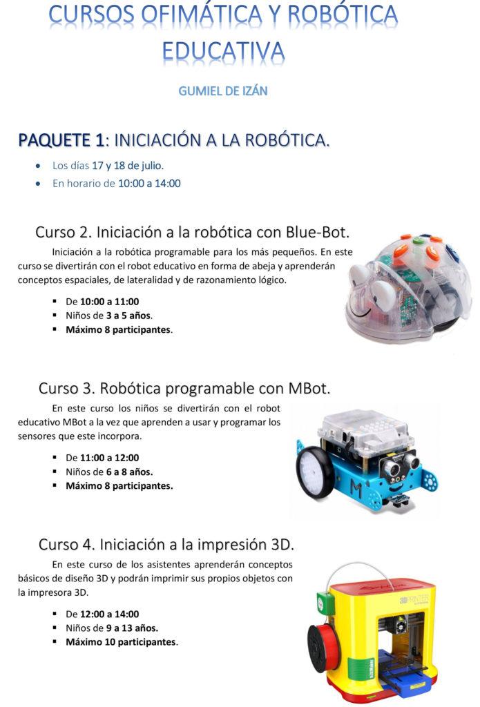iniciación a la robotica