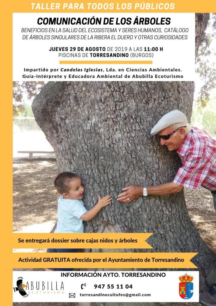 la comunicación de los árboles