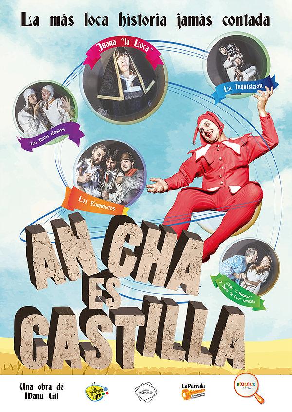 ancha es Castilla teatro