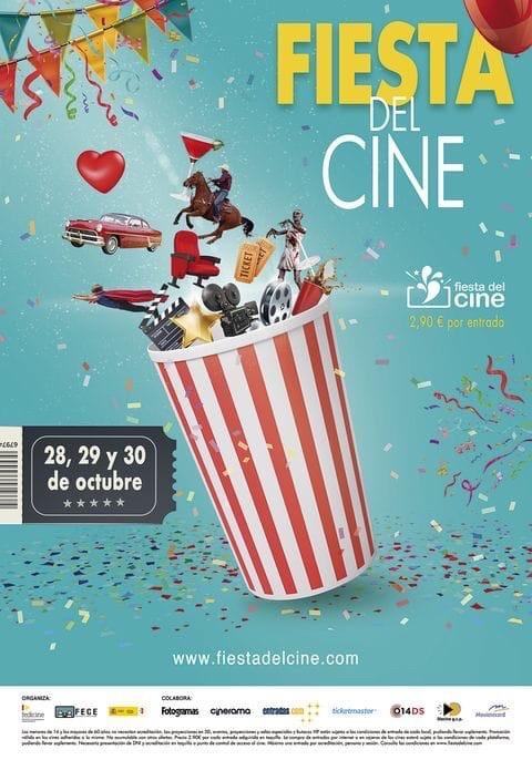 Fiesta Del Cine En Aranda De Duero 28 29 Y 30 Octubre 2019