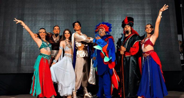Musical «Aladdín»