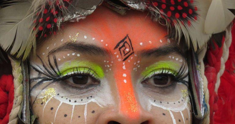Taller de Maquillaje de Carnaval