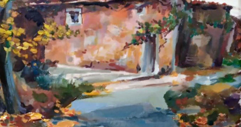 Exposición de Pintura