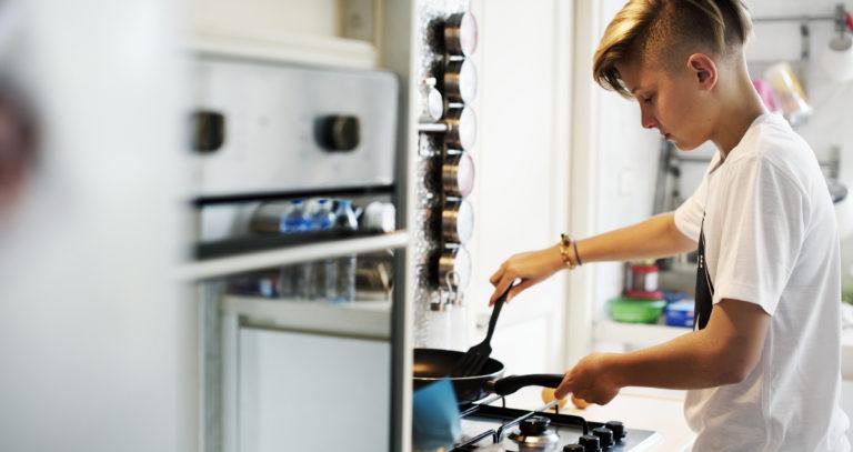 Curso de Cocina para Adolescentes