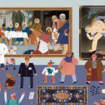 Plano Familiar del Museo del Prado
