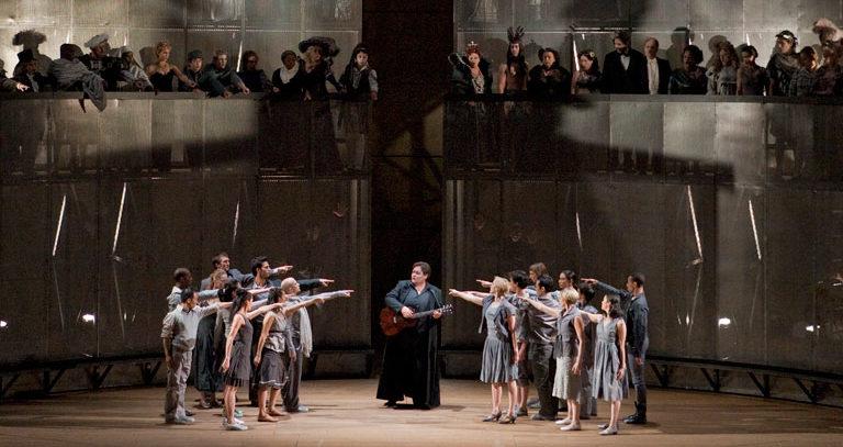 Ópera: Orfeo y Eurídice