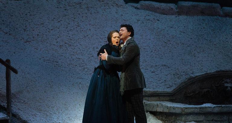 Ópera: La Bohème