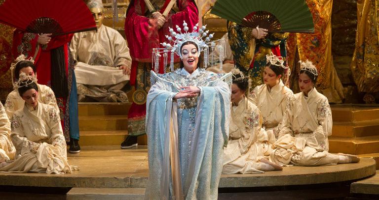 Ópera: Turandot