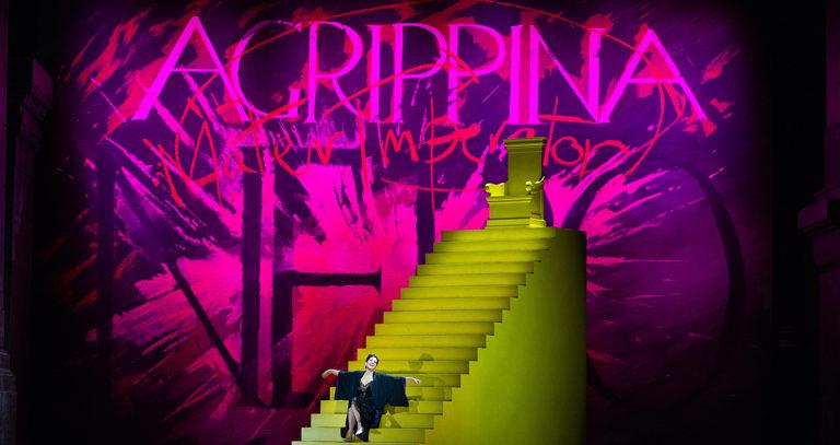 Ópera: Agripina
