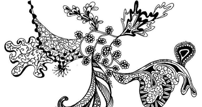Exposición: Dibujos «Arte Zen»