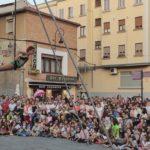 Artistas Callejeros: Fiestas de Aranda de Duero 2019