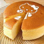 Pastel Japonés que Tiembla