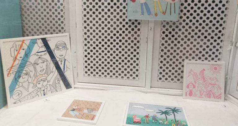 Exposición de Pinturas de Personas con Autismo
