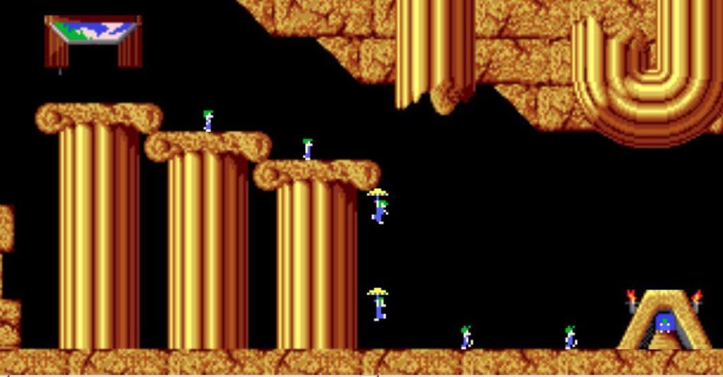 Lemmings juego online