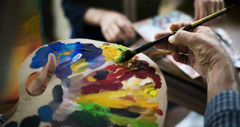 Exposición: Pintores de Santa Catalina